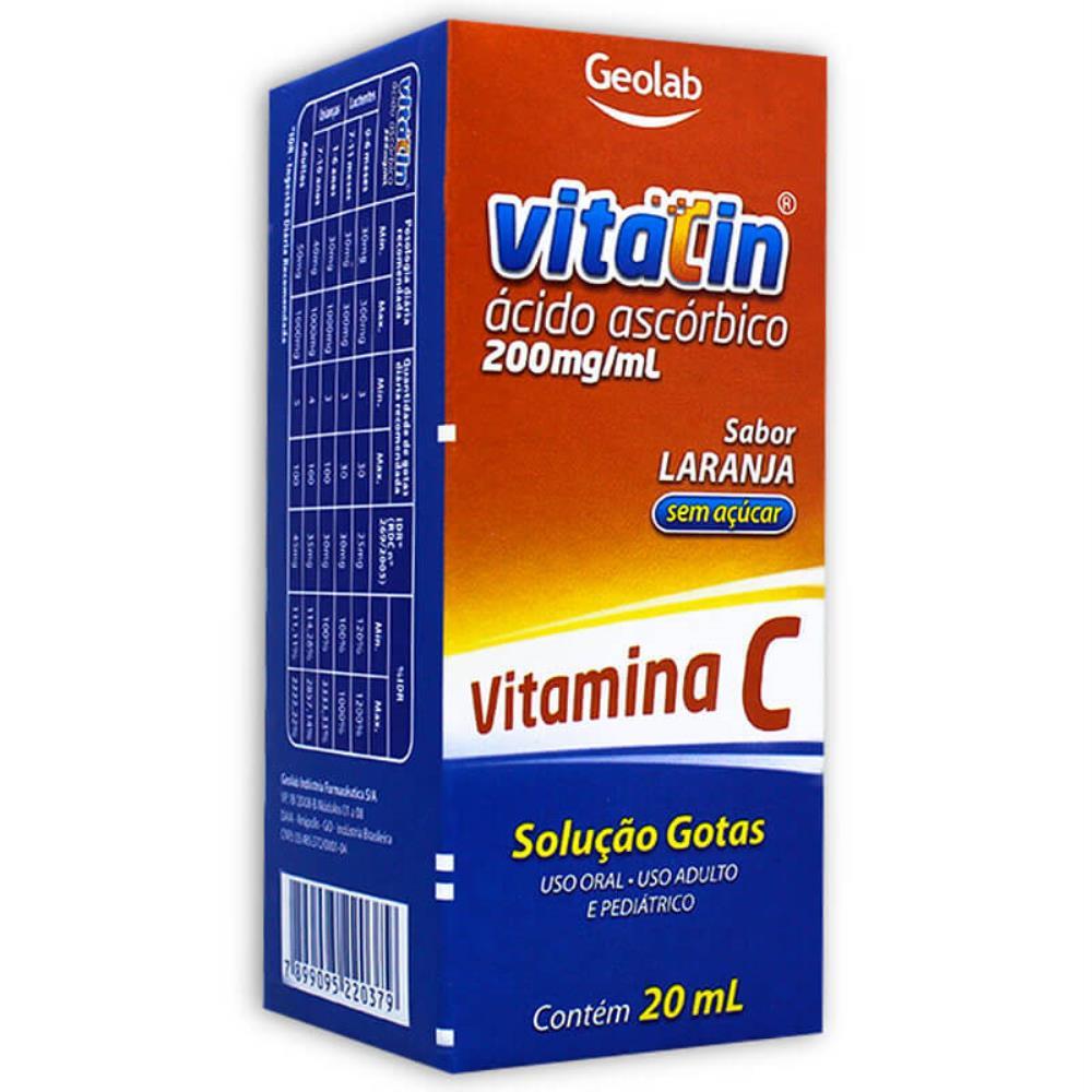 VITACIN GOTAS GEOLAB