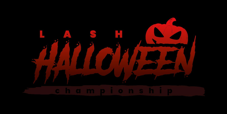 Campeonato Lash Championship Halloween