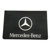 4 Parabarro Borracha Caminhão Mercedes Benz 60x30cm lameiro