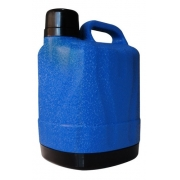 Garrafão De Água Térmico 5 Litros Azul Para Quente Ou Gelado