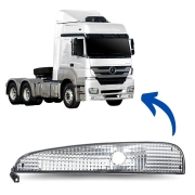 Lanterna Seta Dianteira Caminhão Mercedes Benz Axor Lado Esquerdo