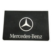 Parabarro Borracha Caminhão Mercedes Benz 55 x 34 cm Lameiro