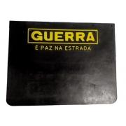 Parabarro Borracha Carreta Guerra 53 X 69 Cm Lameiro Preto e Amarelo