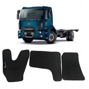 Tapete Caminhão Ford Cargo 1319 Cabine Moderna Borracha PVC