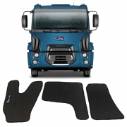 Tapete Caminhão Ford Cargo 1719 Cabine Antiga Borracha PVC