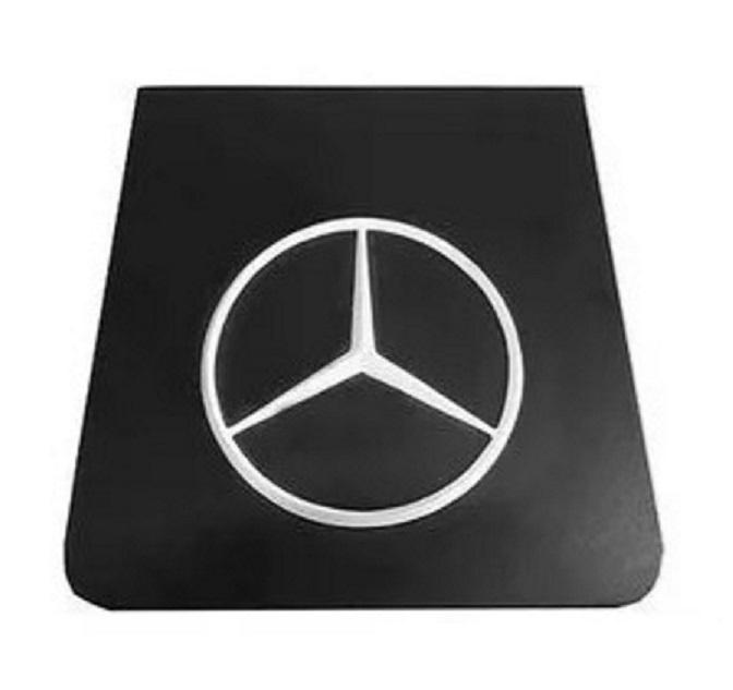 2 Parabarro Borracha Caminhão Mercedes Benz 40 X 38 Lameiro