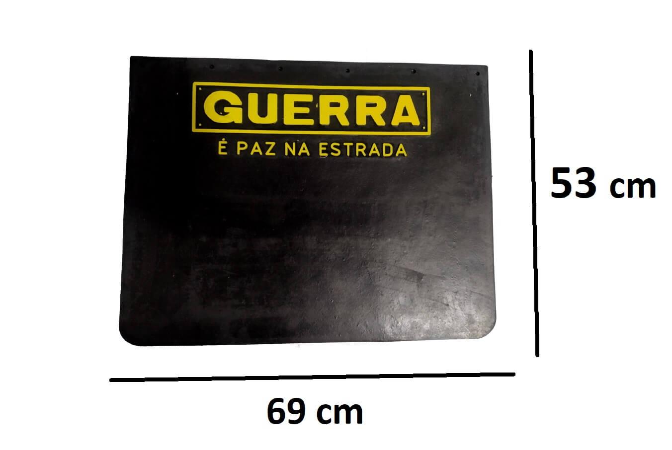 2 Parabarro Borracha Carreta Guerra 53 X 69 Cm Lameiro