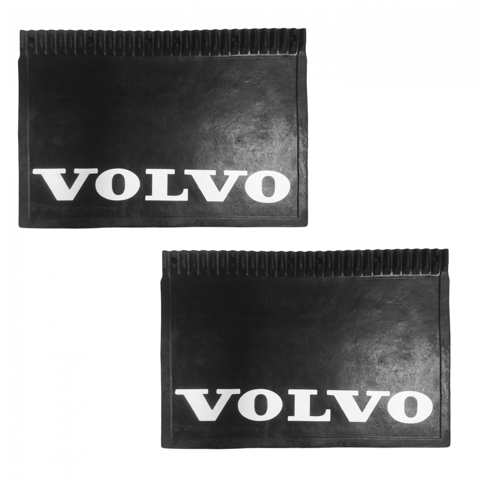 2 Parabarro Volvo Fh Nh Traseiro 65 X 45 Cm Lameiro