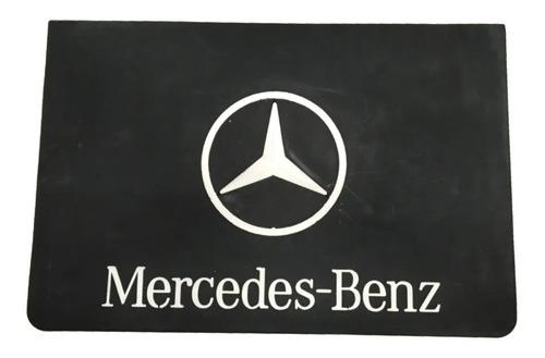 4 Parabarro Borracha Caminhão Mercedes Benz 55 X 34 Lameiro