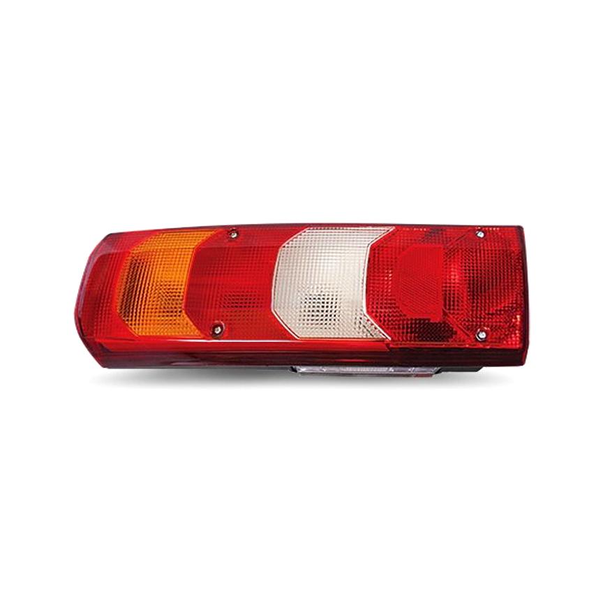 Lanterna Traseira Esquerda Caminhão Mercedes Benz Actros Accelo Atego Axor