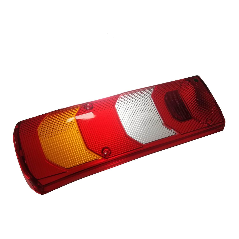 Lente Lanterna Traseira Direita Para Caminhões Mercedes Benz Actros, Accelo, Atego e Axor