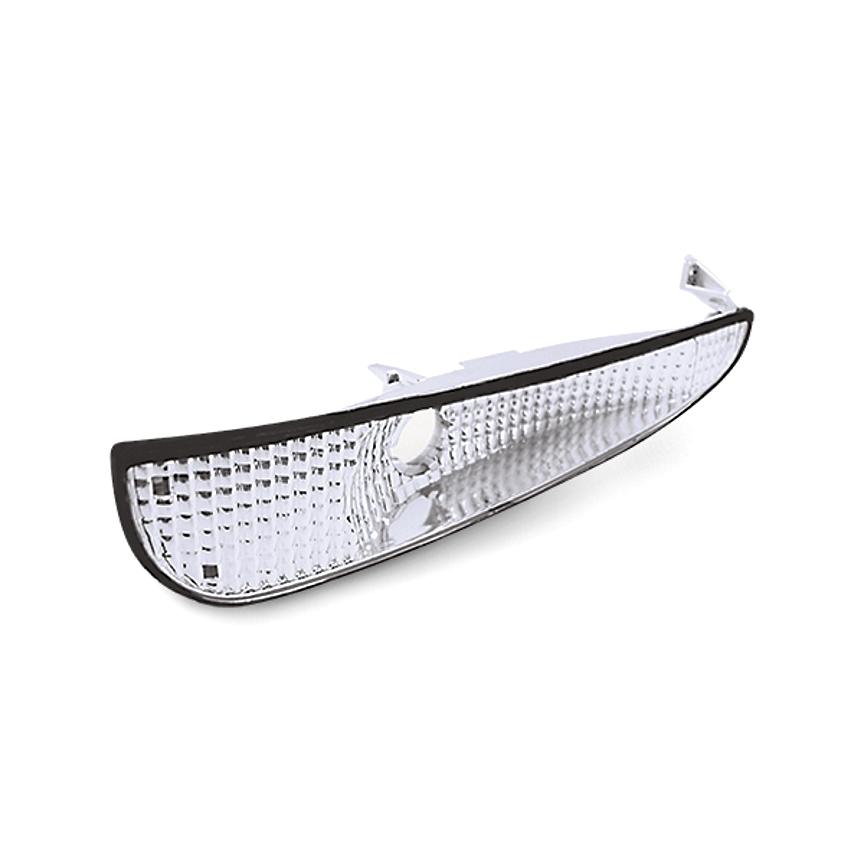Par Lanterna Seta Dianteira Caminhão Mercedes Benz Axor