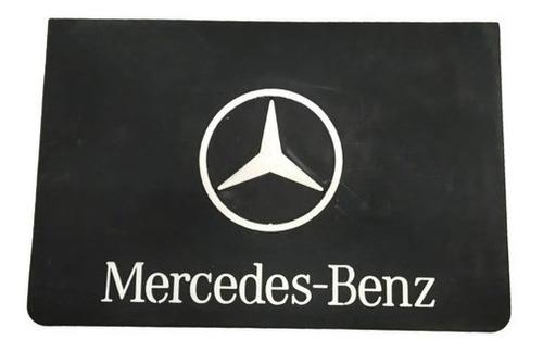Parabarro Borracha Caminhão Mercedes Benz 60 X 30 Lameiro