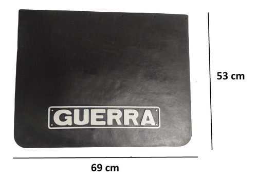 Parabarro Borracha Carreta Guerra 53 X 69 Cm Lameiro Preto e Branco