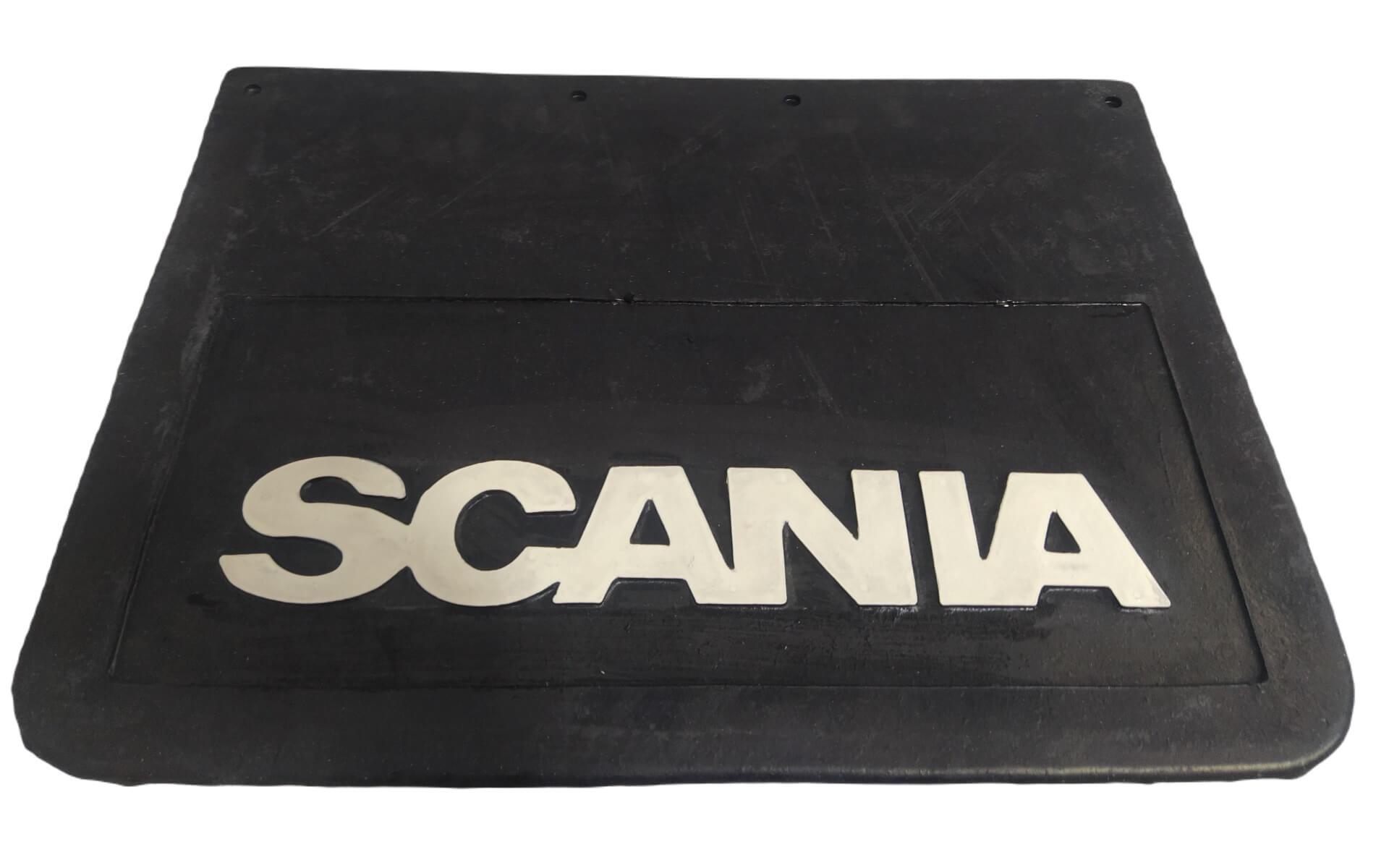Parabarro Dianteiro Scania 112 113 Lameiro 50 X 36 Cm