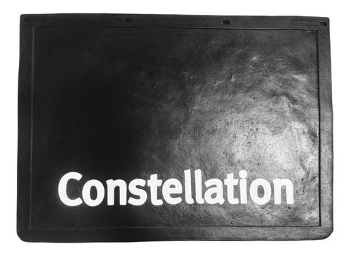 Parabarro Vw Constellation Traseiro 57 X 40 Cm Lameiro