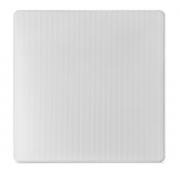 AAT NQ6-A100 - Caixa Acustica quadrada angulada com tweeter pivotante 100Wrms (unid)