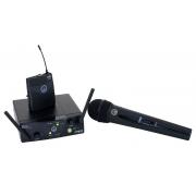 AKG WMS40 Mini2 Microfone Vocal + Instrumental US45A/C