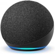 Alexa Echo Dot 4 Preta