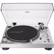 Audio Technica AT-Lp120XUSB Toca Discos DJ - 110V