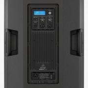 Behringer DR115DSP Caixa Acustica Ativa de 15 polegadas 1200W - 110V (unid)