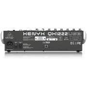 Behringer Xenyx QX1222USB Mesa de som