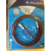 Cabo S-vhs S-wave250 - 5,0m