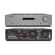 Cambridge Audio AX-R100 - Receiver Stéreo AM/FM 2.1ch com entrada Phono 100Wrms em 8 ohms 110v