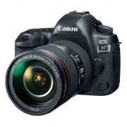 Canon EOS 5D Mark IV Camera Com Lente 24-105mm F/4L IS II USM