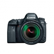 Canon Eos 6D Mark II Camera com Lente 24-105 mm F/3.5-5.6 Is STM