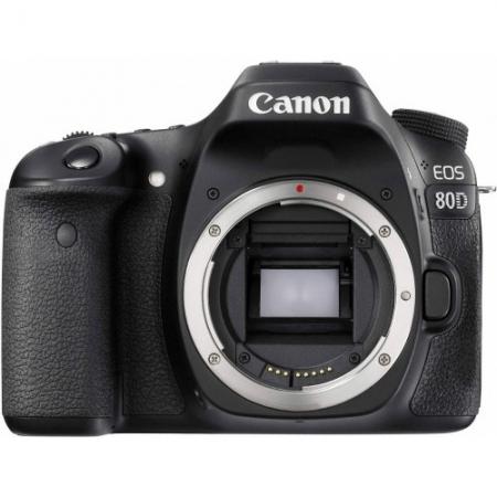 Canon EOS 80D Camera 24.2 MegaPixels - Corpo