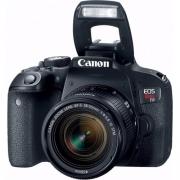 Canon EOS Rebel T7i Camera com Lente Kit 18-55mm F/4-5.6 IS STM