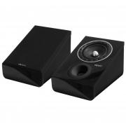 Elispon Prestige Facet 6 Atmos Preta Par de Caixas Surround Dolby Atmos