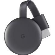 Google ChromeCast 3 - Adaptador Multimidia