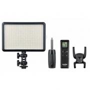 Iluminador Greika Godox LED 308c com Controle Remoto