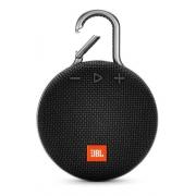 JBL Clip 3 Caixa de Som Portátil Com Bluetooth Midnight Black
