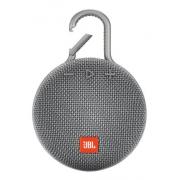 JBL Clip 3 Caixa de Som Portátil Com Bluetooth Stone Grey