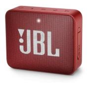 JBL Go 2 Caixa de Som Portátil Com Bluetooth Ruby Red
