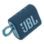 JBL Go 3 Caixa de Som Portátil Com Bluetooth Blue