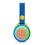 Jbl Jr Pop Caixa Portátil com Bluetooth Azul