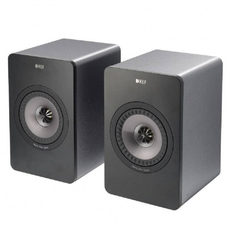 KEF X300AM - Caixa Acustica Monitor Studio Ativa ( par )