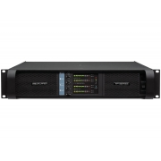 Lab Gruppen FP 6000Q Amplificador de Potencia 4 Canais 6000W