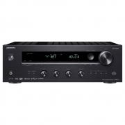 Onkyo TX-8270 - Receiver stereo A e B com entrada phono USB Bluetooth 80W rms