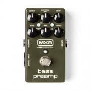 Pedal Mxr Bass Preamp M81 Dunlop