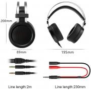Redragon Scylla H901 Headset Gamer Preto
