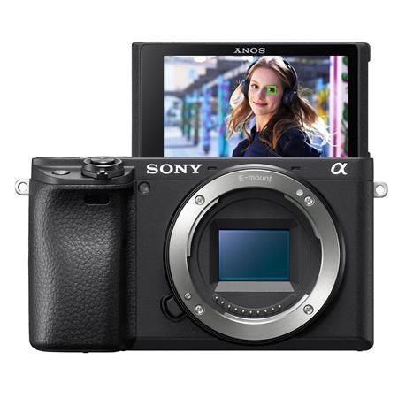 Sony Alpha 6600 Camera Digital Mirrorless ( Corpo )