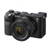 Sony Alpha 7c Camera Digital 24.2mp 4k Wifi Com Lente 28-60mm F/4-5.6