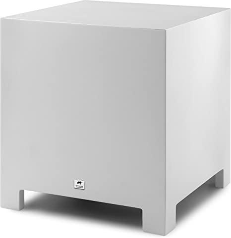 AAT Cube Rakt 10 - Subwoofer 10 pol. 500W rms - Branco  - Audio Video & cia