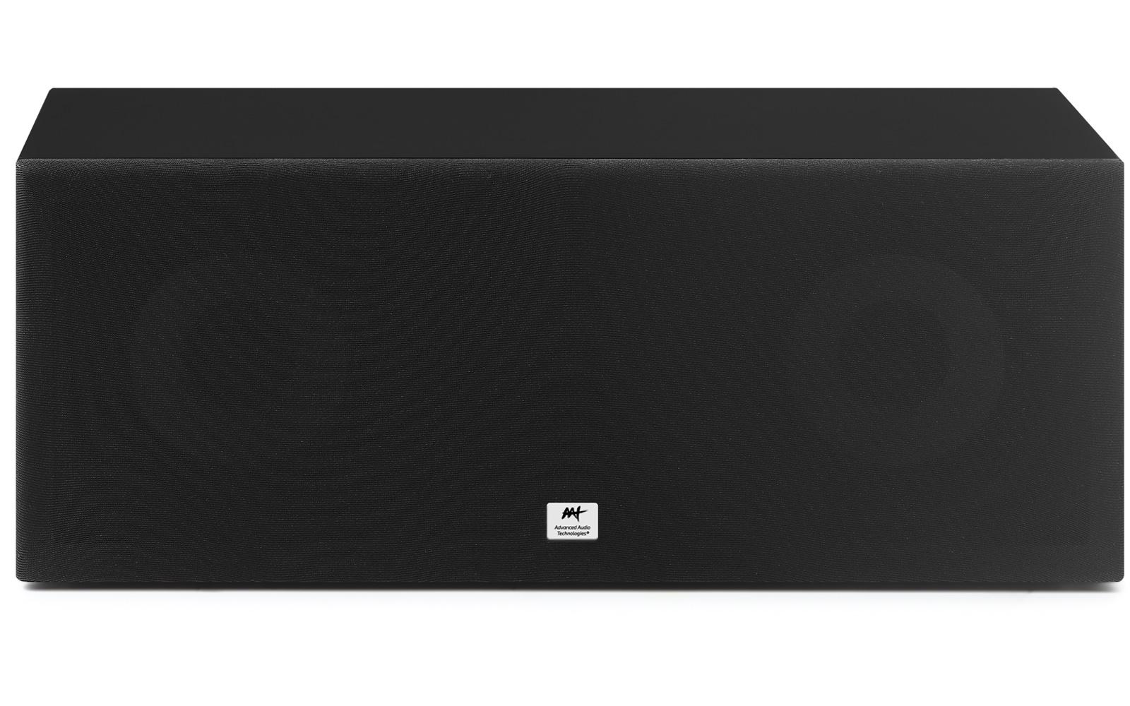 AAT RAKT C140 - Caixa Acustica Central 140Wrms Pretas  - Audio Video & cia