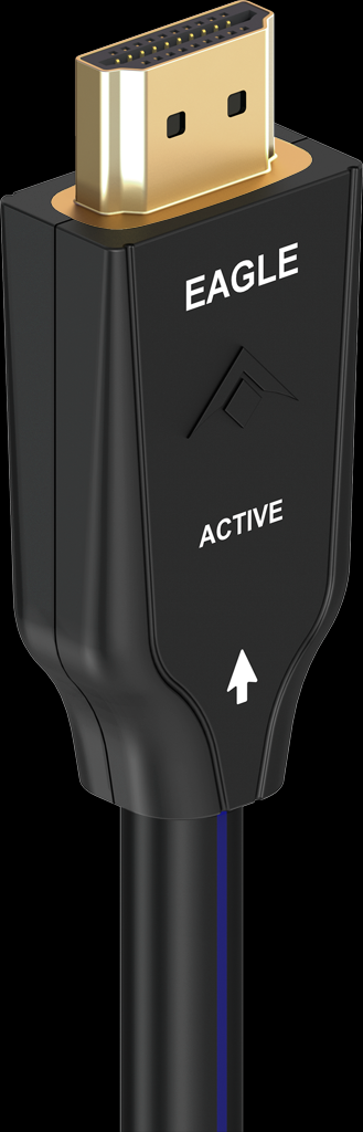 Absolute Eagle HDW370 Active - 15m Cabo Hdmi  - Audio Video & cia